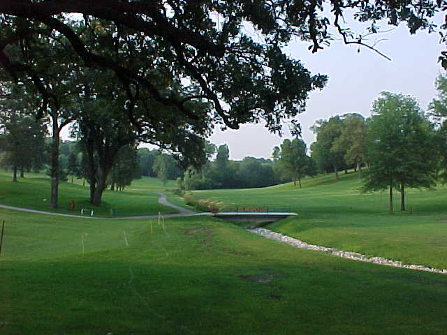 Bridge at Elmwood Country Club