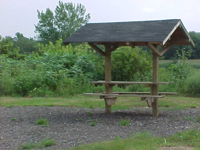 Eagle Scout Project Picnic Shelter