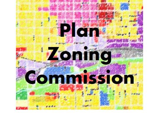 Plan Zoning Commission Icon