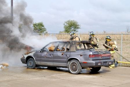 Car Fire Trainer