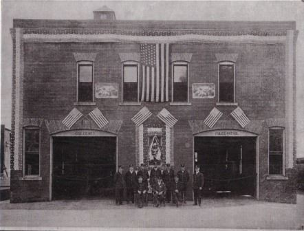 Fire Hose Company Number 1 Located on West State Street