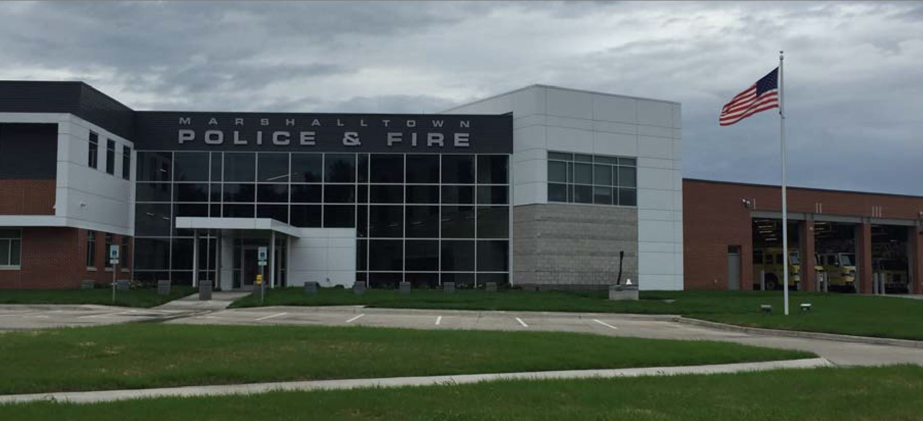 Police and Fire Building