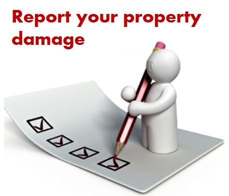 Report Damage Image