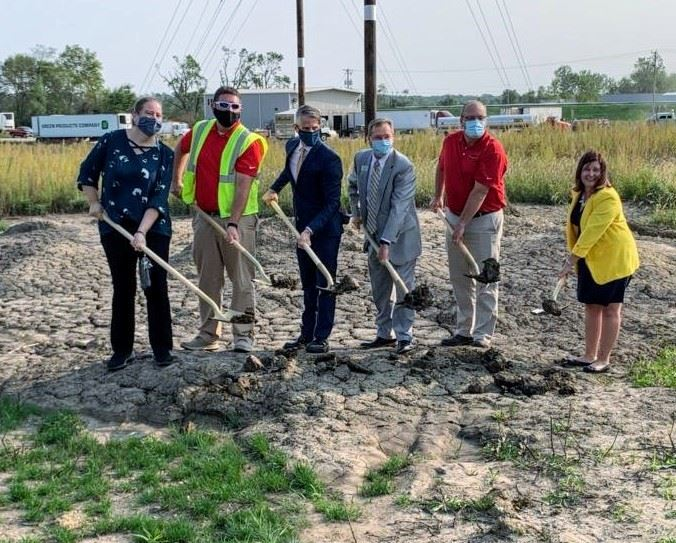 Edgewood Groundbreaking