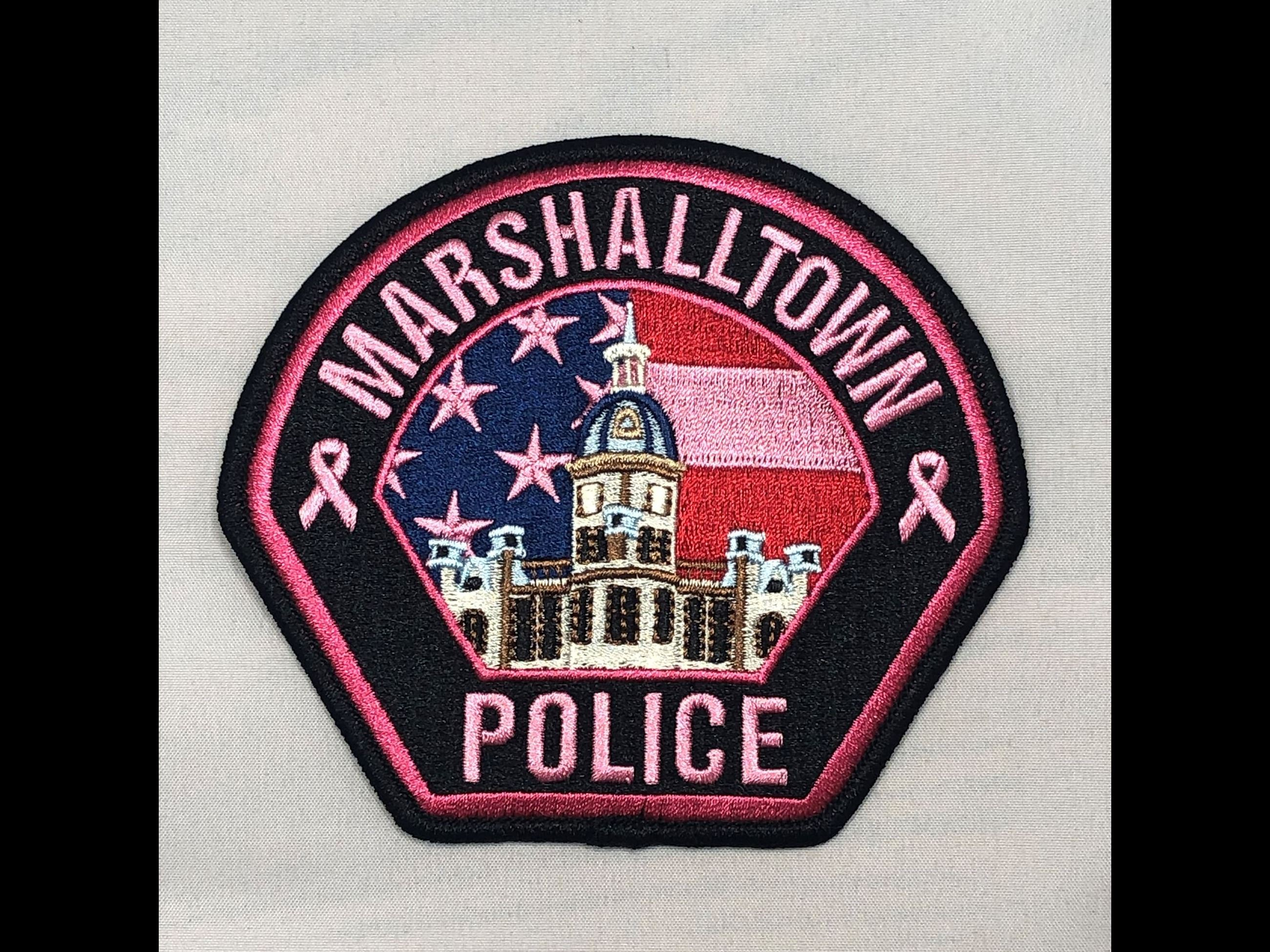 MPD Pink Patch