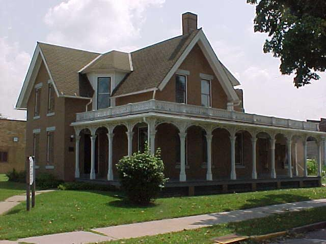 Glick-Sower House