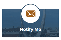 Notify Me Icon