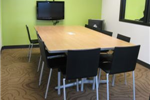 Picture of group study room